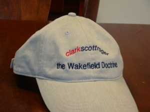 yes, this is the first in the Wakefield Doctrine fashion line